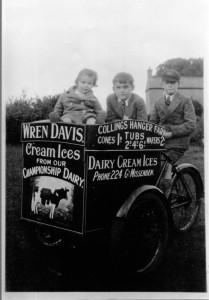The Davis Children