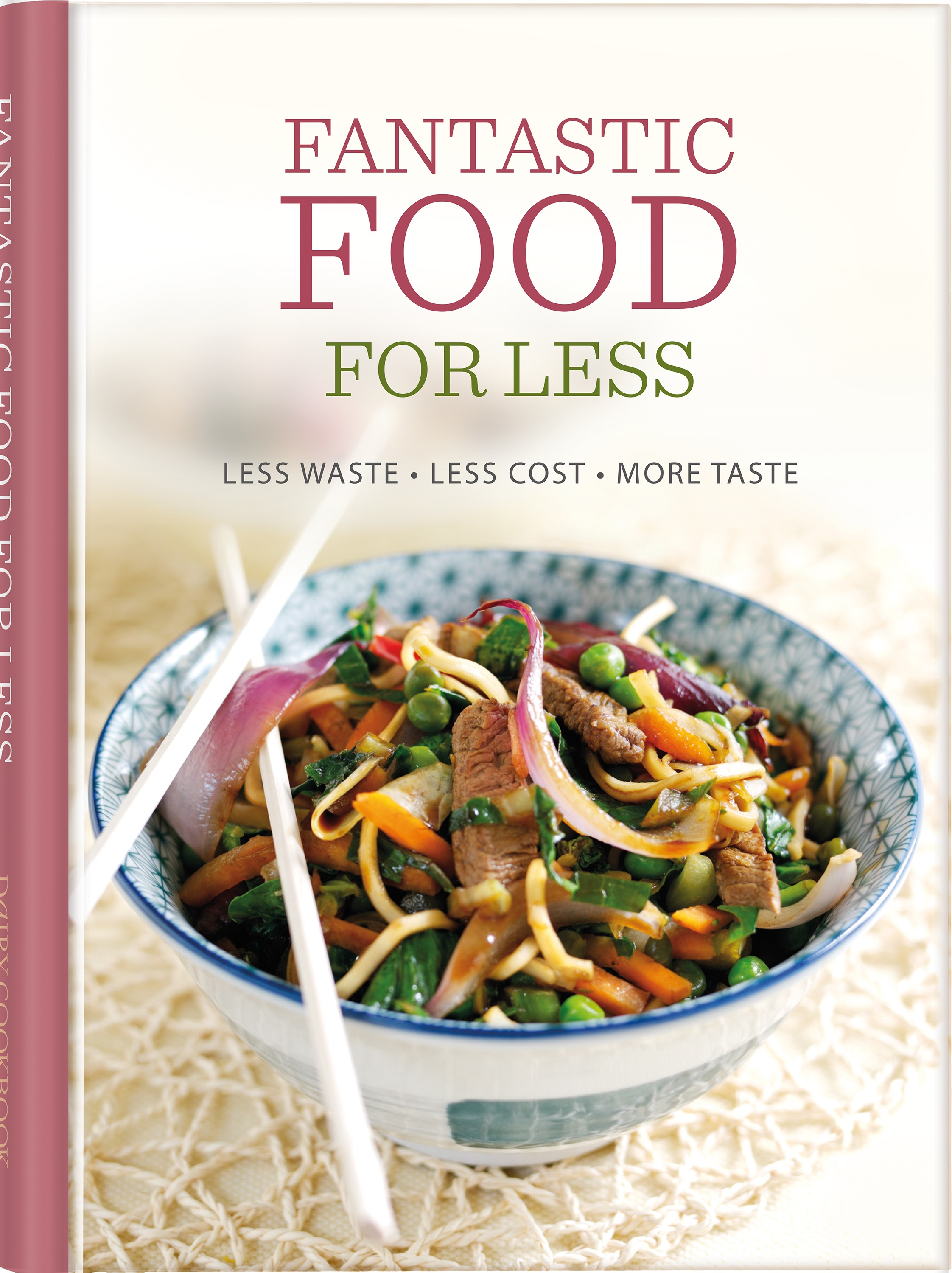 Fantastic Food For Less cover low qual