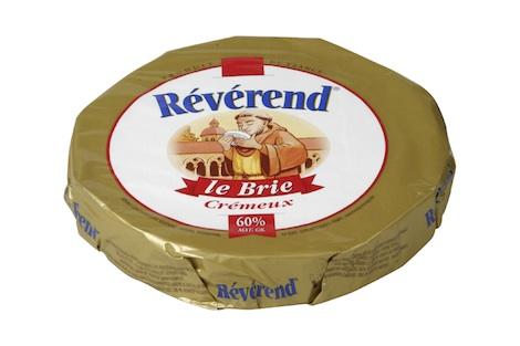 reverend brie
