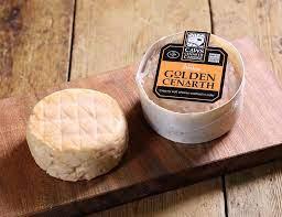 Golden Cenarth, Organic, Caws Cenarth Cheese (200g)