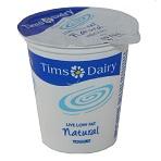 Tim's Dairy Plain Yoghurt