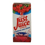 1 litre Cranberry Juice