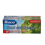 Freezer Food Bags