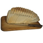 Darvells White Sliced Sandwich