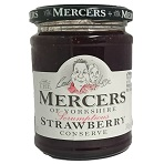 Mercers Strawberry Conserve